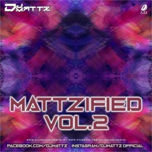 Mattzified Vol.2 - DJ Mattz