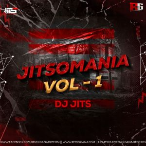 Jitsomania Vol.1 - DJ Jits
