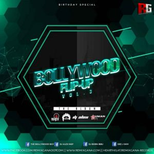 Bollywood Flip Up Vol.3 - DJ Suman S